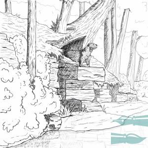 Otter home (600x600)_bak