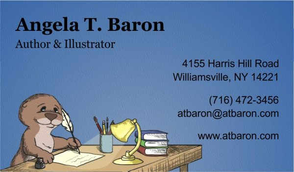 ATB Business card front