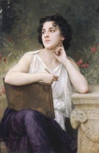 Inspiration - William Adolphe Bouguereau