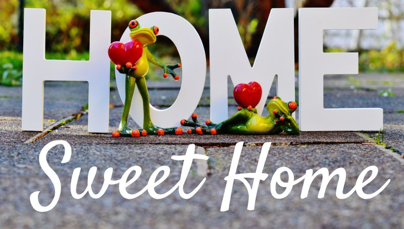 Fortune Cookie Friday: Home Sweet Home