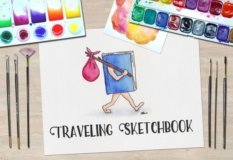 Traveling Sketchbook