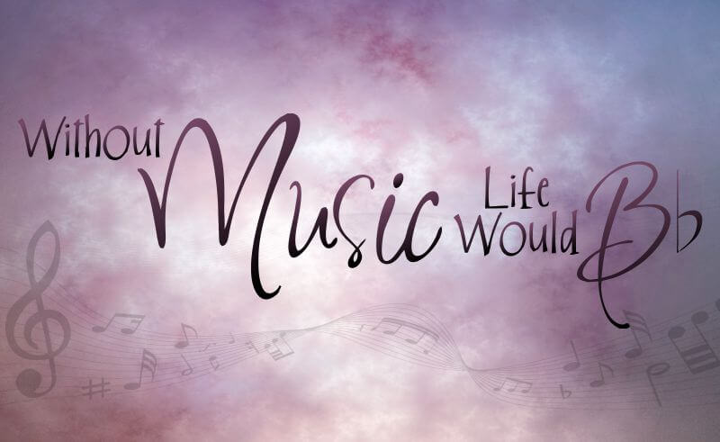 Fortune Cookie Friday: Without Music Life Would B Flat