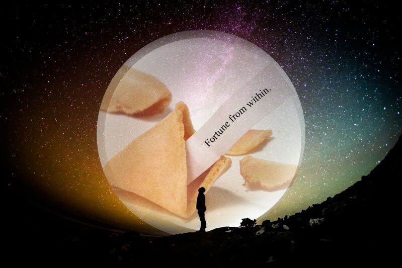 Fortune Cookie Friday: Fortune from Within