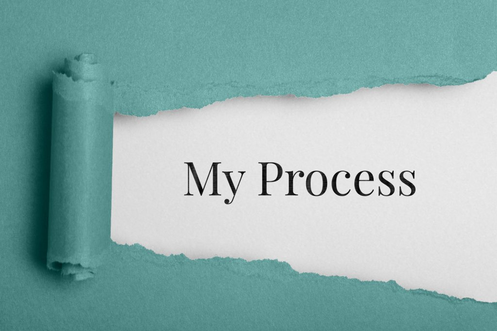 Fortune Cookie Friday: A Peak at My Process