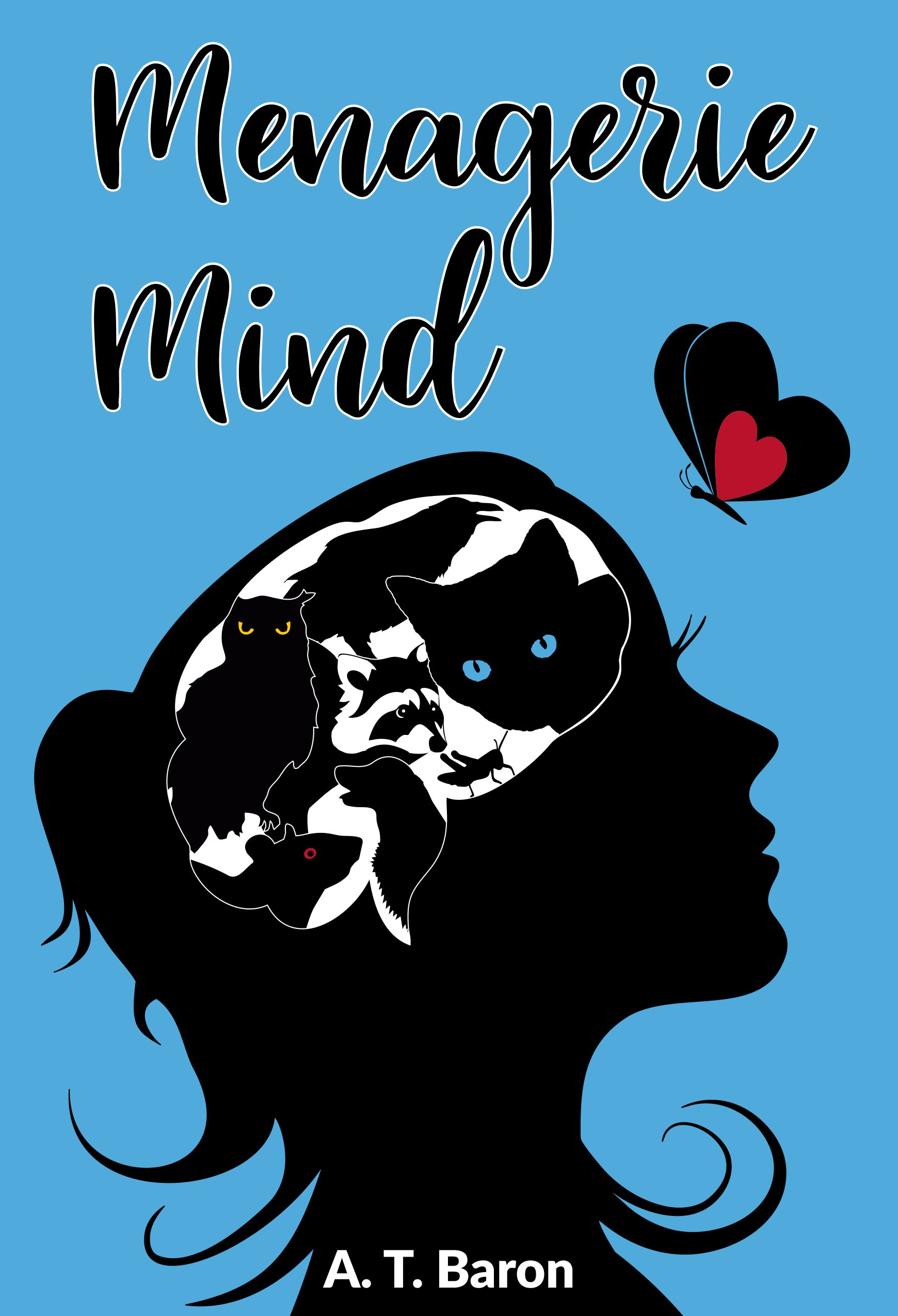 Menagerie Mind creative cover