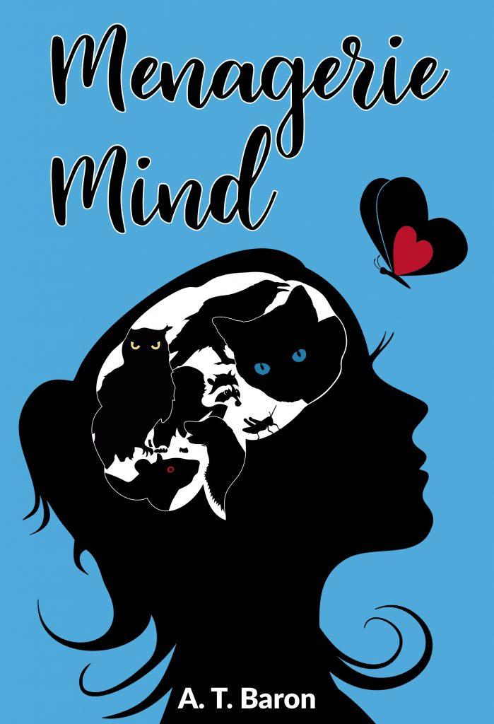 Menagerie Mind creative cover