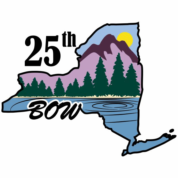 NYS BOW 25th Anniversary Logo Contest
